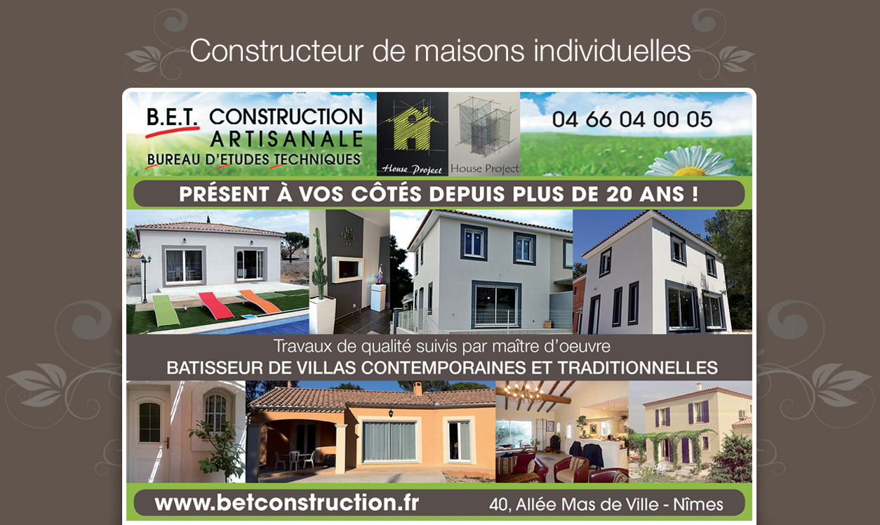 Guide immobilier et sud ouest for Devis construction maison individuelle